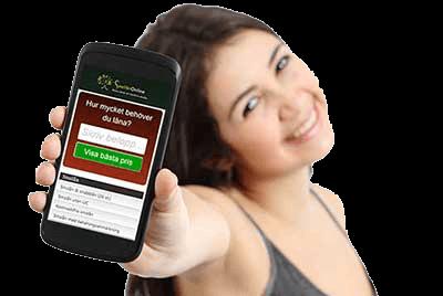 pige der låner via sms i 2019